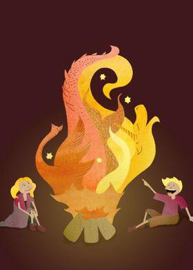 """""""Campfire Magic"""""""