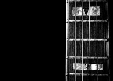 Guitar close up. Photography: matteo mescalchin. Shot o ...