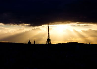 And then God created the City of Light.