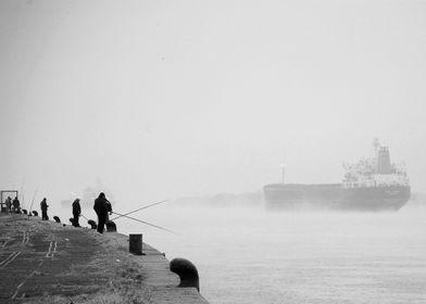Pescadores del Paraná (Rosario, Santa Fe, Argentina) I ...