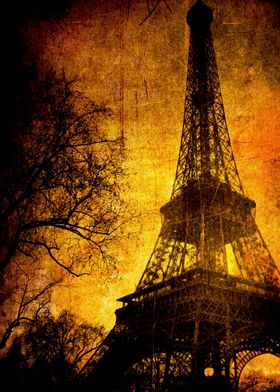 A structure that needs no introduction.. The Eiffel Tow ...
