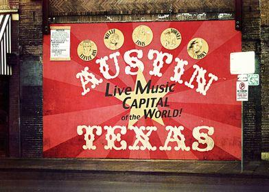 Austin Live Music