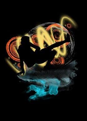 Music...ENERGY! Cool! Let's dance!