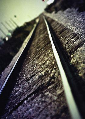 Across the Tracks...
