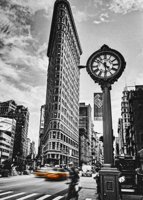 The Flatiron Building, NYC Canon 7D 18 – 55, 58mm