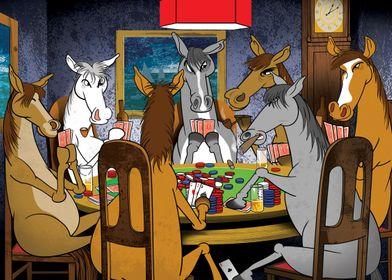 Horse Poker