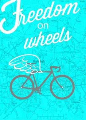 I love to bike and wanted to share that with others.  ...