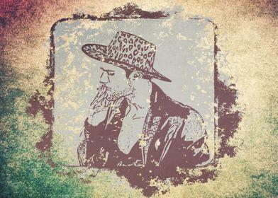 Cowboy...smoking hat =)