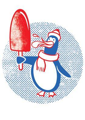 Popsicle Penguin