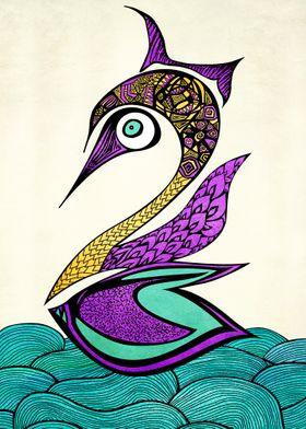 """""""Mystic Swan"""""""