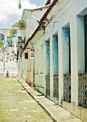 Salvador noon. Brazil.