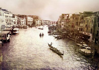 Venice. A romantic dream
