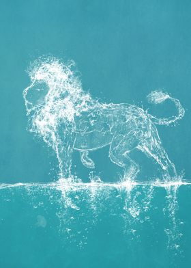 The Water Lion