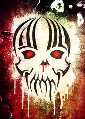 Bleeding Skull (suffering beyond death)  - Modern Skull ...