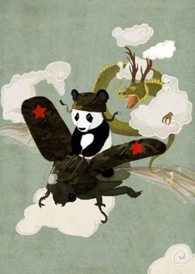 Panda's Escape.