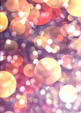 glitter atmosphere