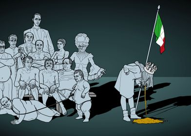 In the last 20 years Italy has been leaded by a politic ...
