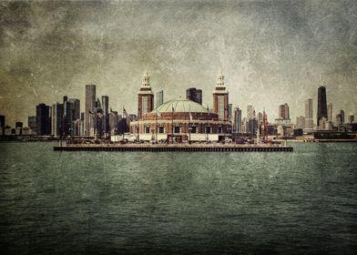 Navy Pier, Chicago. USA