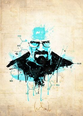 "[Im] [Da] [Dn] [Gr] ... ""I am the Danger"" [Heisenberg]"