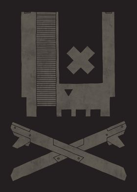 Nes Skull
