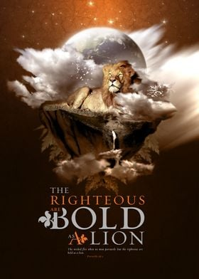 This artwork was inspired by the scripture verse Prover ...