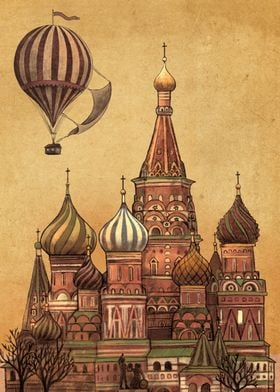 Moving to Moscow