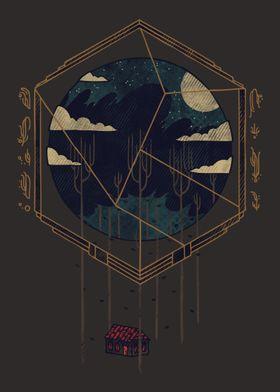 The Dark Woods alternate version