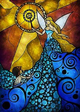 """The Blue Fairy"" 2009-2014. Mandie Manzano. All rights ..."