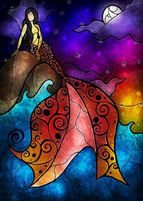"""""""The Little Mermaid"""" 2009-2014. Mandie Manzano. All ri ..."""
