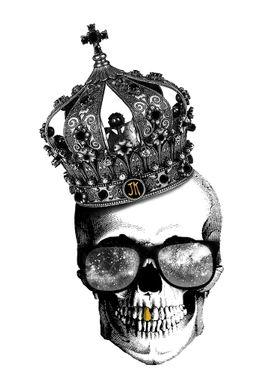 King skull.