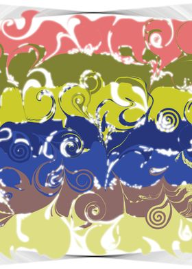 Abstract Art ~ Swirls, twirls, and colors. Abstract art ...