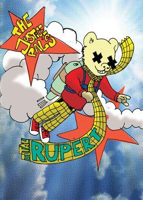 Just as pals Total Rupert