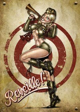 'Reveille!'