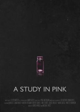 SHERLOCK 1x1 - A Study In Pink