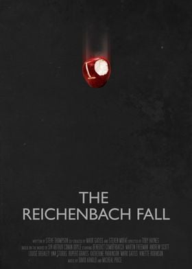 SHERLOCK 2x3 - The Reichenbach Fall