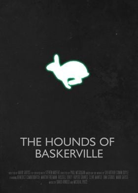 SHERLOCK 2x2 - The Hounds of Baskerville