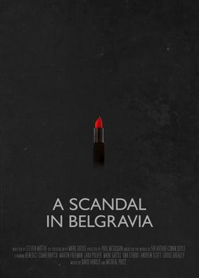 SHERLOCK 2x1 - A Scandal In Belgravia