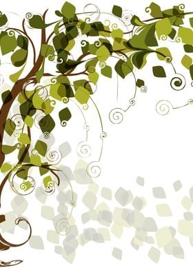 Jungle Swirls And Twirls ~ Swirling and twirling jungle ...