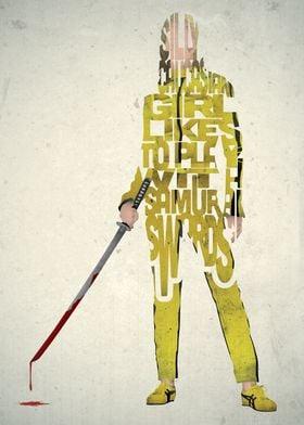 The Bride - Kill Bill.