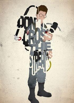 Egon Spengler - Ghostbusters.