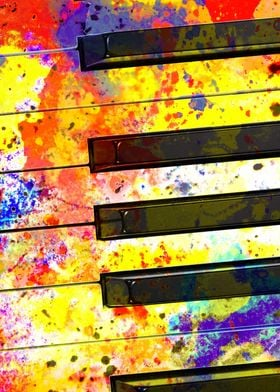 Colour Keys