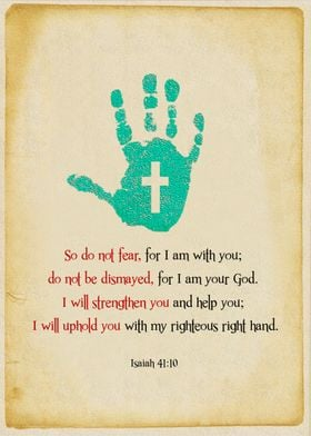 I Will Uphold You