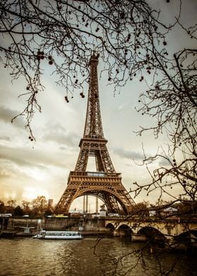 Toue Eiffel Paris