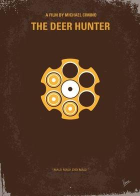 No019 My Deerhunter minimal movie poster An in-depth e ...