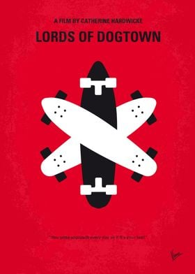 No188 My The Lords Of Dogtown minimal movie poster The ...