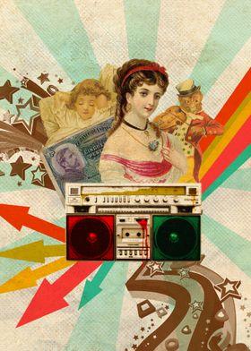 Retro radio -- Retro Collection