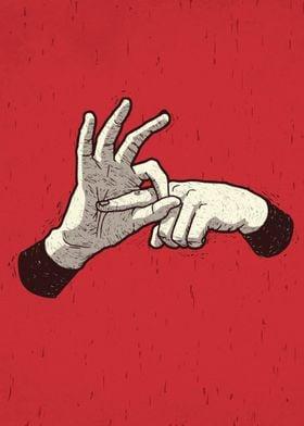Finger Hole