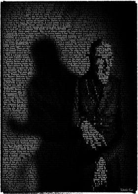 Nosferatu. Created from the script of the original vamp ...