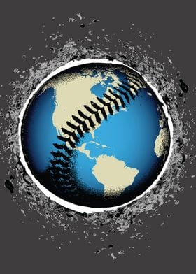 It's A Baseball World - To some fans, it's their only w ...