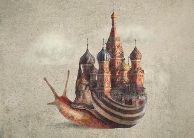 The Snail's Daydream